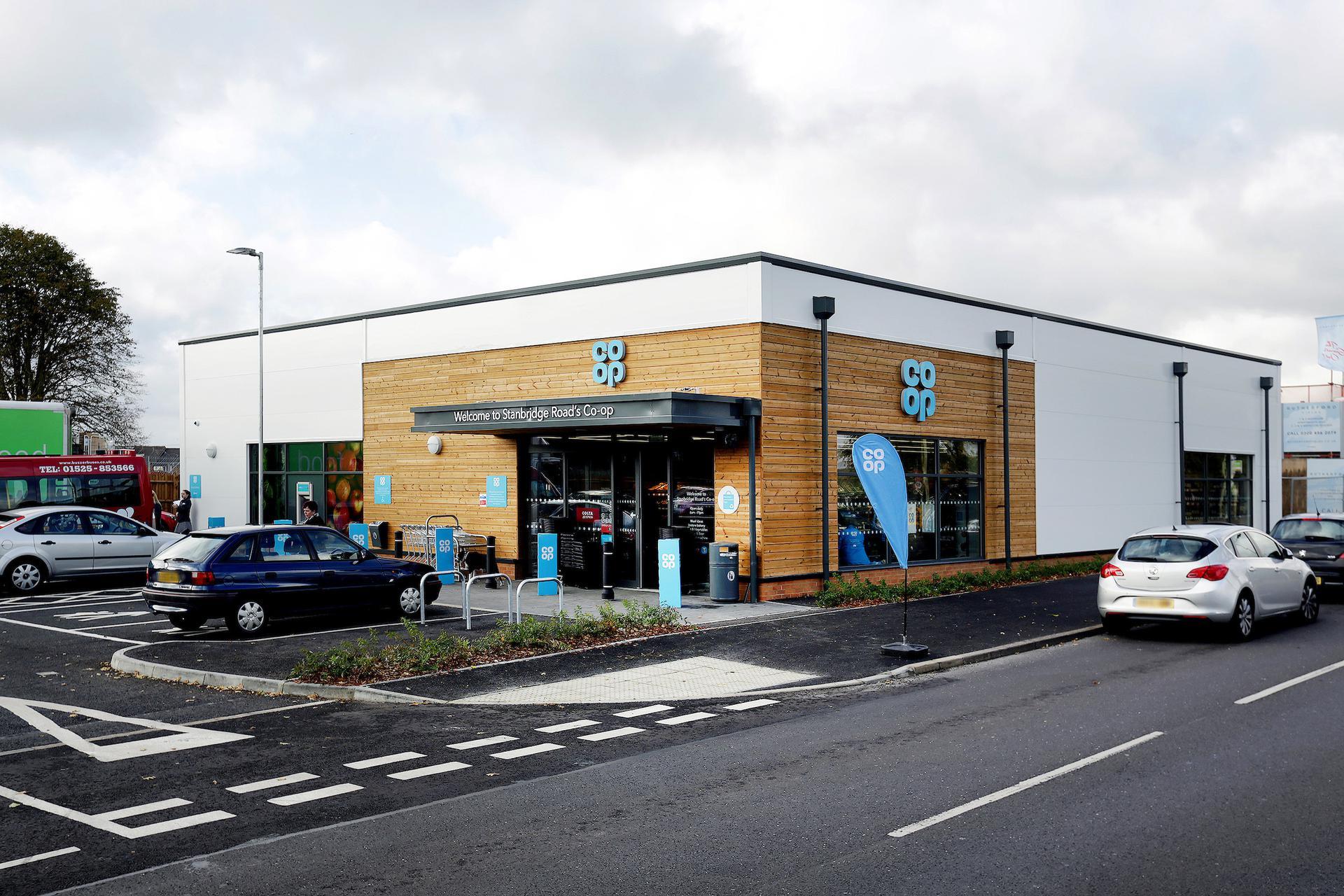 A photograph of Leighton Buzzard Stanbridge Road